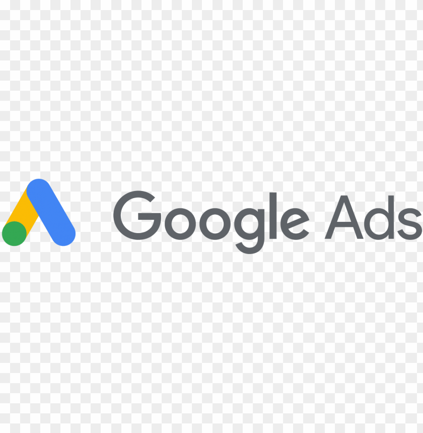 free PNG brand logo lockups an arrow that points down when collapsed - google ads logo transparent PNG image with transparent background PNG images transparent