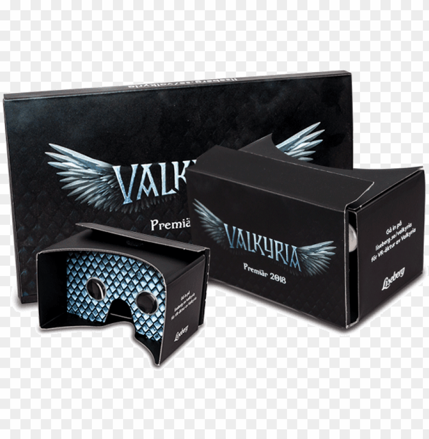 free PNG branded custom google cardboard valkyria experience PNG image with transparent background PNG images transparent