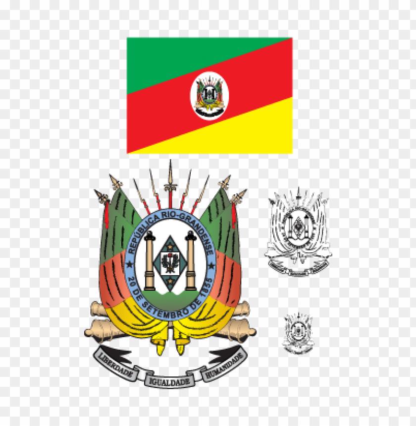free PNG brasao rio grande do sul logo vector free PNG images transparent