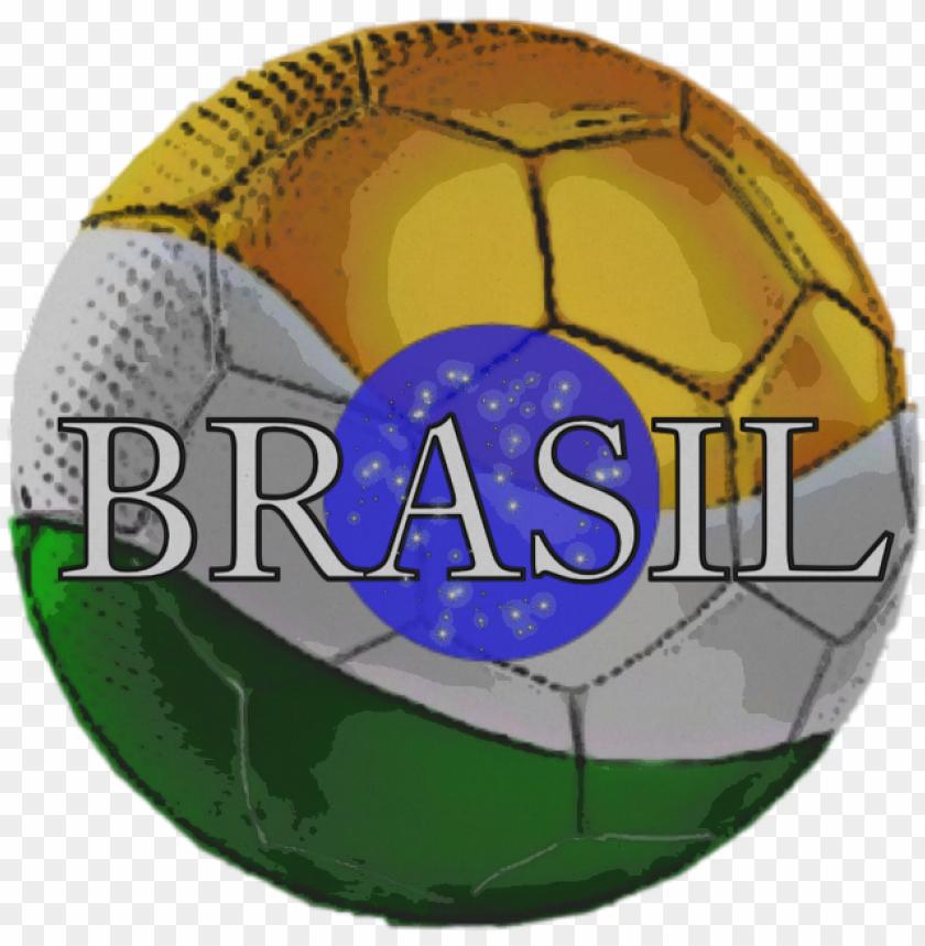 free PNG brasil brazil worldcup soccer @newvikstar freetoedit - football PNG image with transparent background PNG images transparent