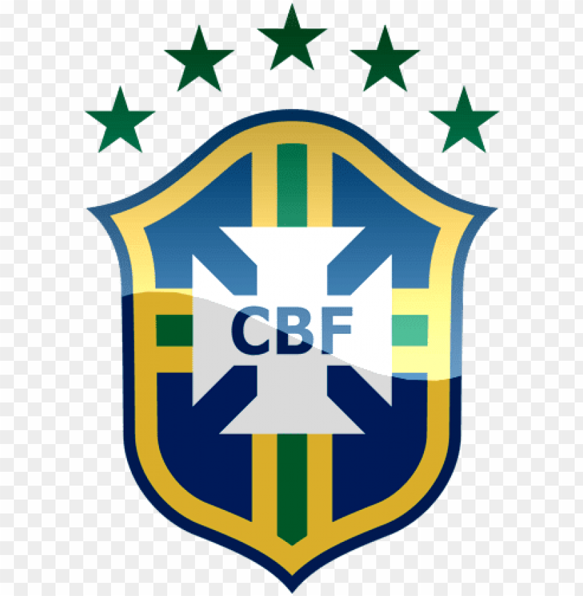 Brasil Escudo Logo Brasil Dream League Soccer 2018 Png Image With Transparent Background Toppng