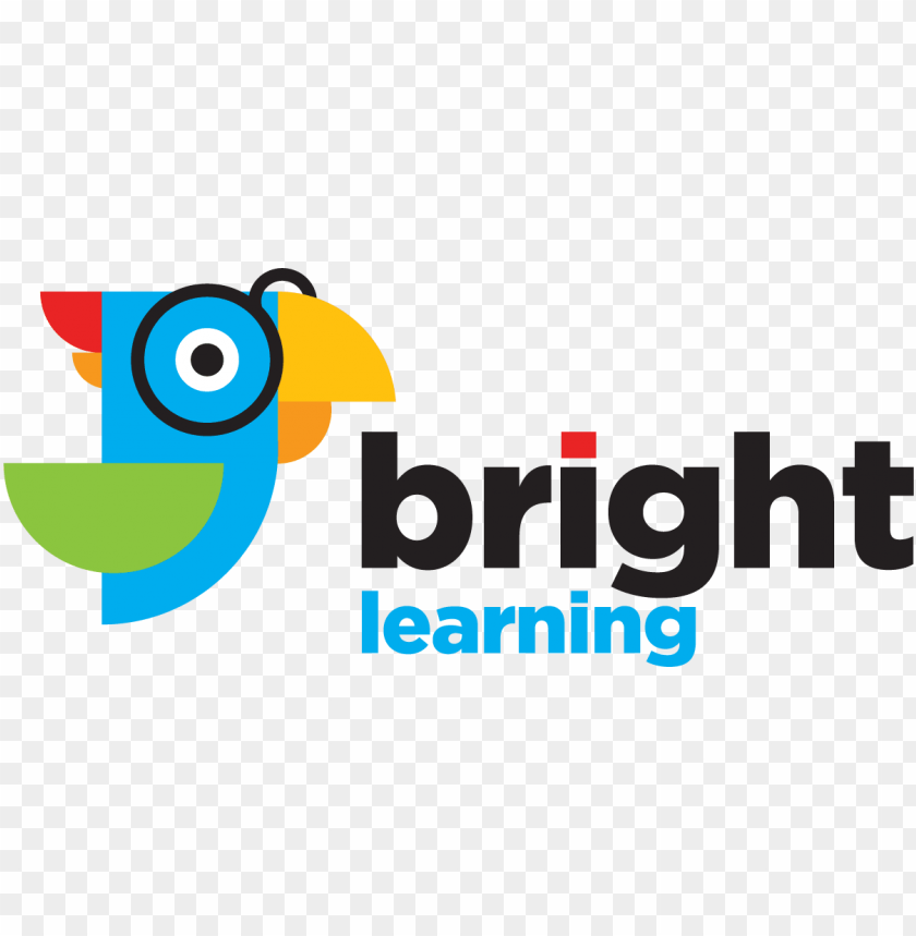 free PNG bright learning is looking for native speakers to teach - english learning logo PNG image with transparent background PNG images transparent
