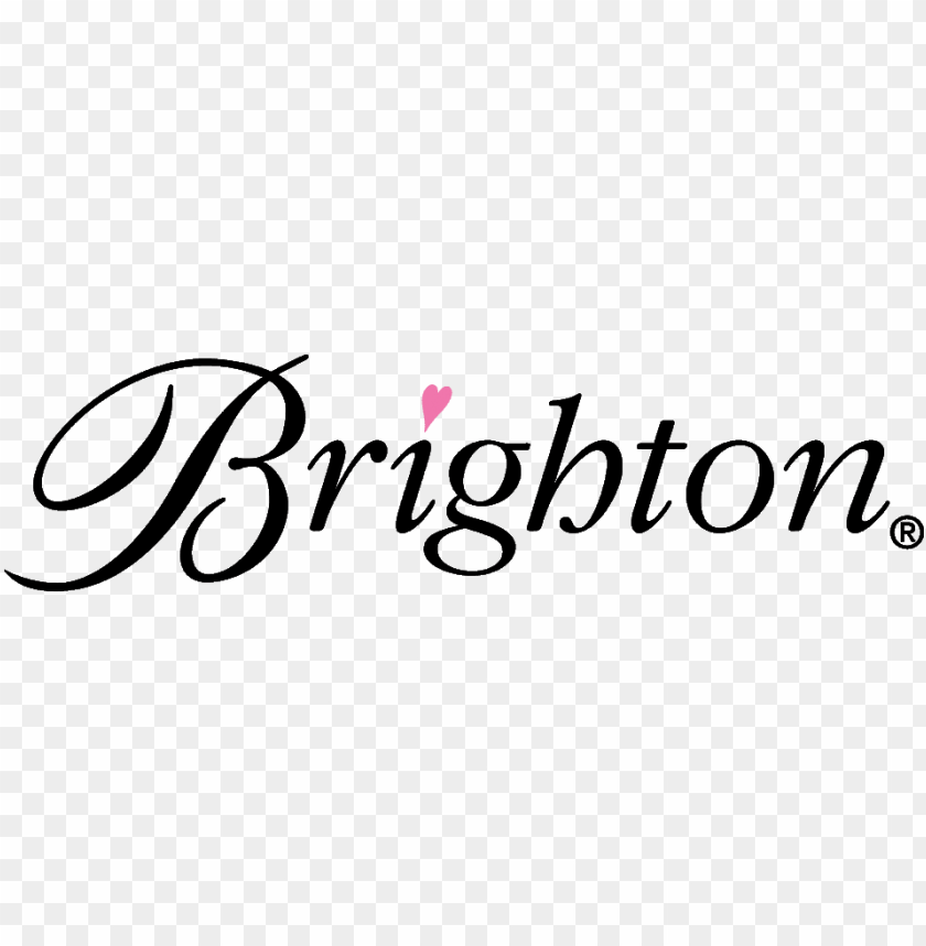 free PNG brighton open heart collection your true colors - brighton jewelry logo PNG image with transparent background PNG images transparent