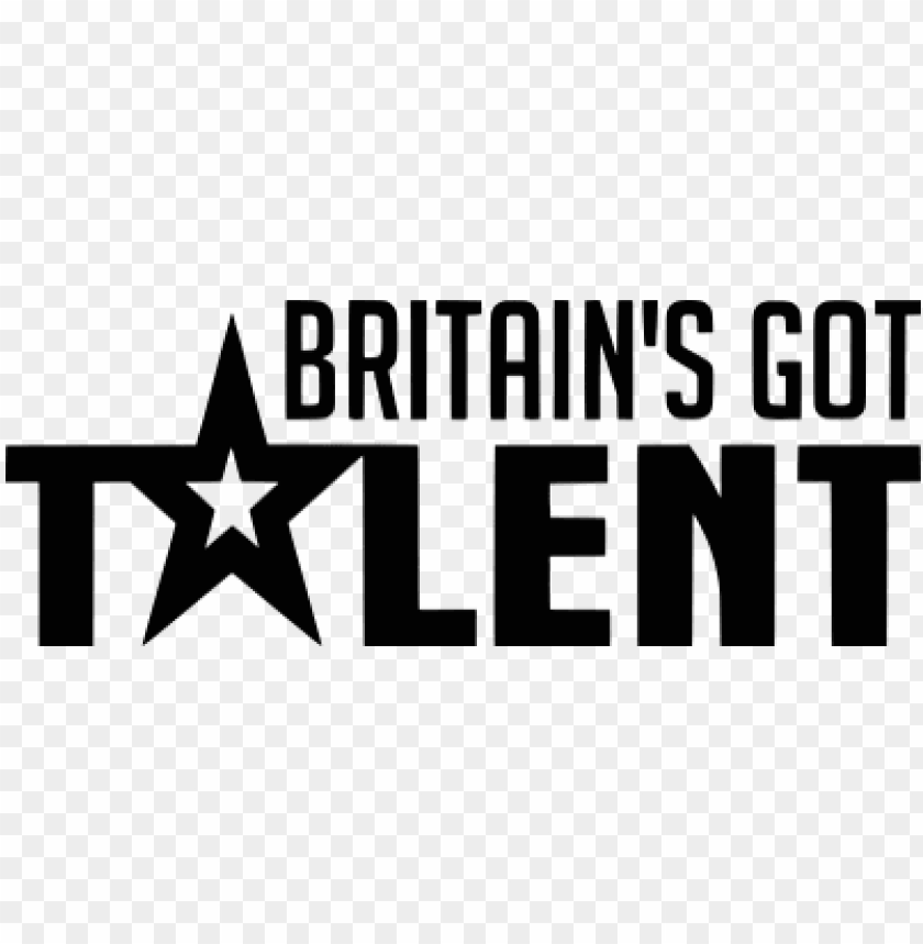 Britain S Got Talent Logo Britain S Got Talent Logo Png Image With Transparent Background Toppng