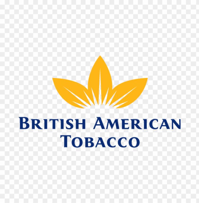 free PNG british american tobacco (bat) logo vector PNG images transparent