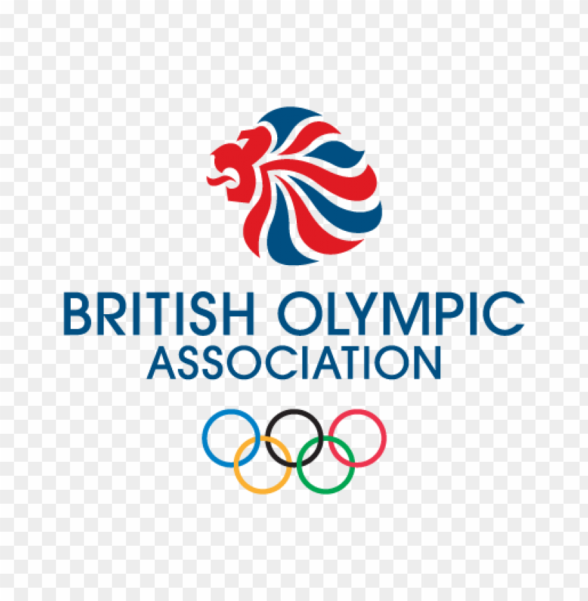 free PNG british olympic association logo vector PNG images transparent