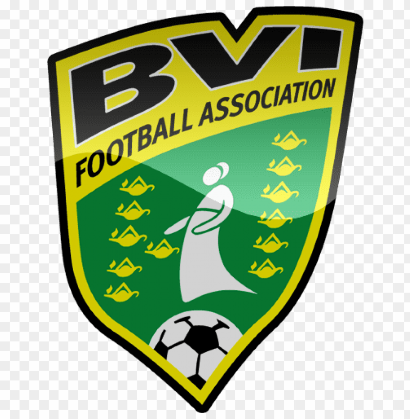 free PNG british virgin islands football logo png png - Free PNG Images PNG images transparent