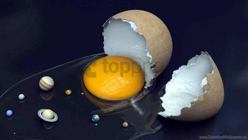free PNG broken, egg, egg yolk, shell wallpaper background best stock photos PNG images transparent