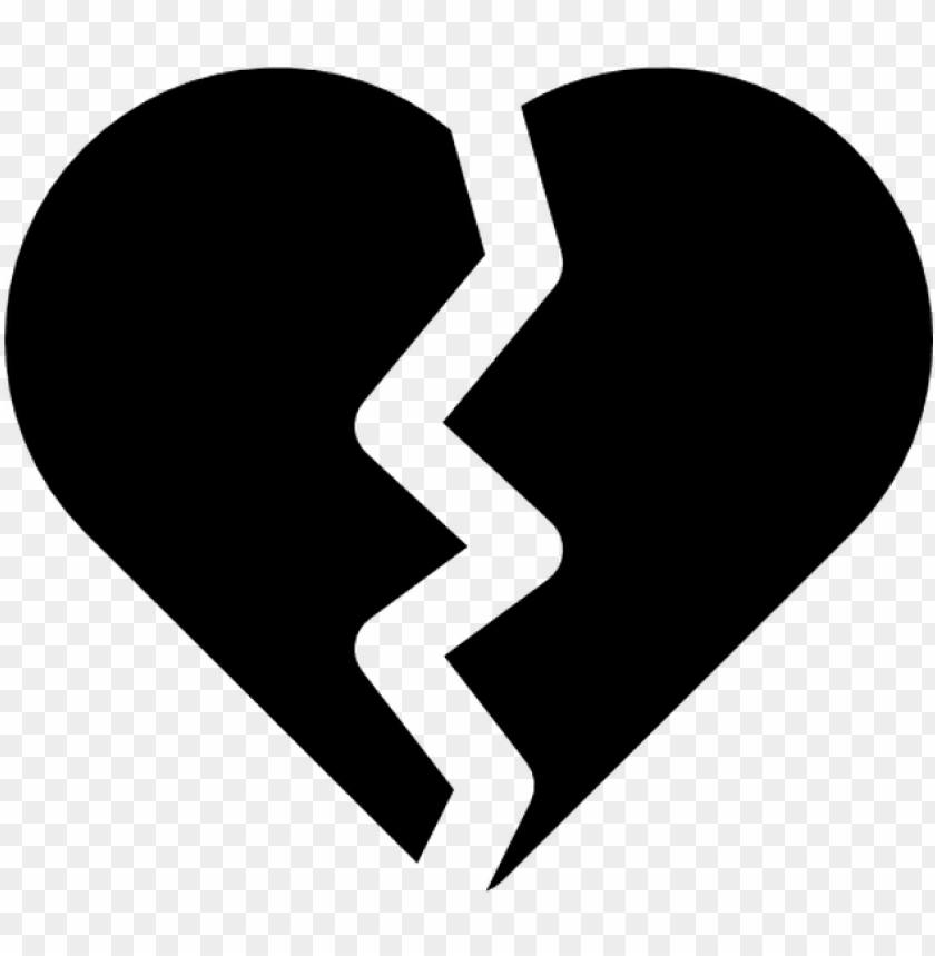 free PNG broken heart computer icons clip art - love PNG image with transparent background PNG images transparent