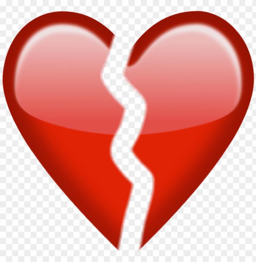 Brokenheart Emoji Cry Sad Ihatemylife Sadness Png Image With Transparent Background Toppng