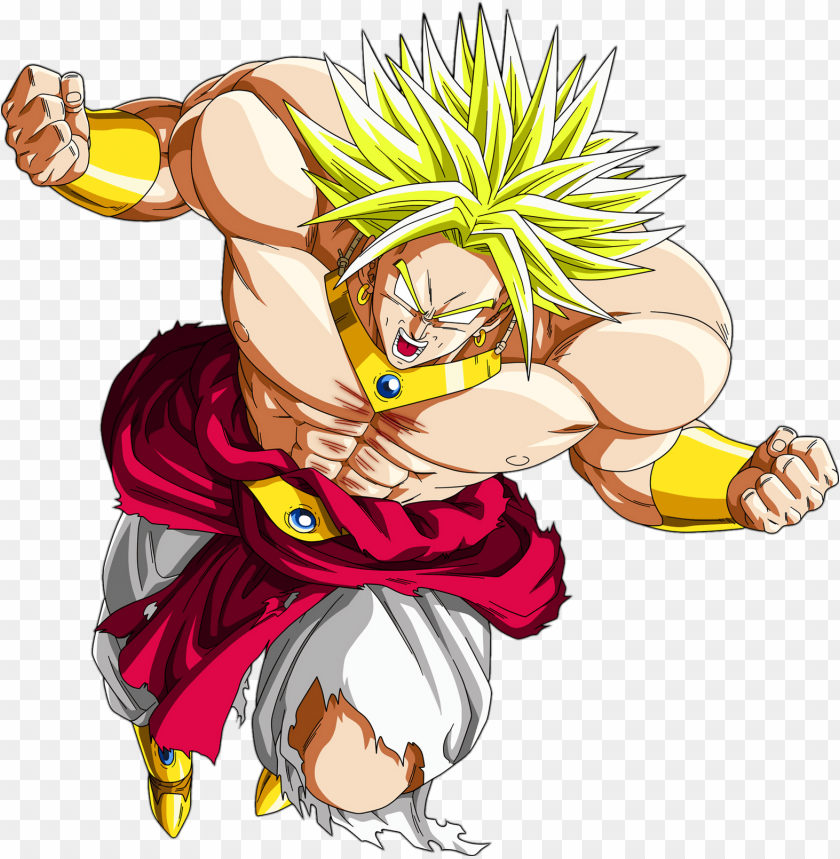 free PNG broly dragon ball PNG image with transparent background PNG images transparent