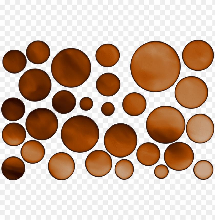 free PNG brown circle png vector transparent library - transparent brown circles PNG image with transparent background PNG images transparent