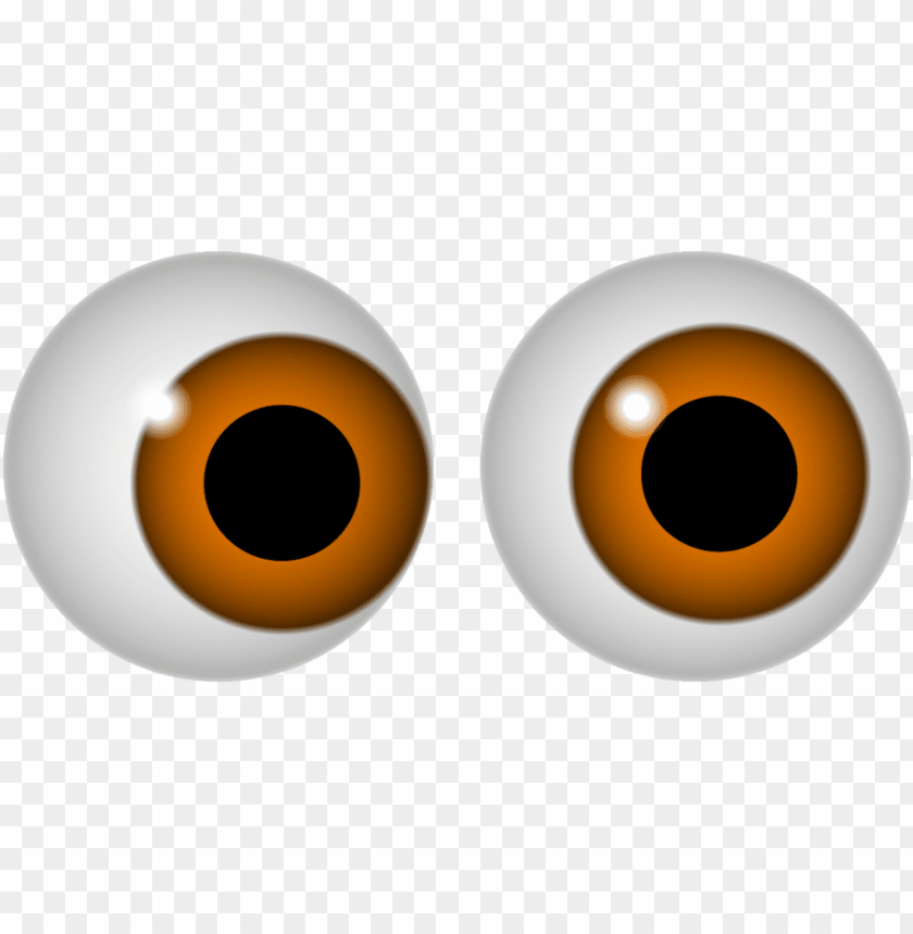 Brown Googly Eyes Png Image With Transparent Background Toppng Name googly eyes png transparent clipart. brown googly eyes png image with