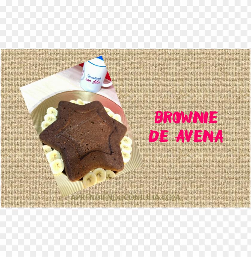 free PNG brownie de avena sin azúcar PNG image with transparent background PNG images transparent