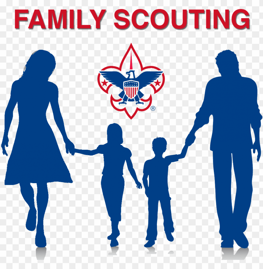 free PNG bsa family scouting PNG image with transparent background PNG images transparent
