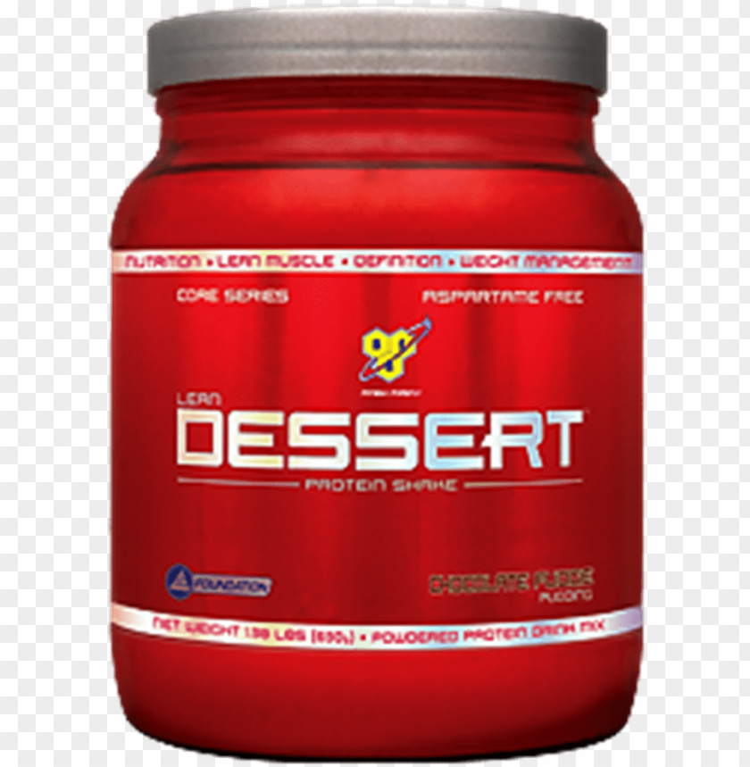 free PNG bsn lean dessert protein shake banana nut bread lbs - bsn lean dessert protein shake whipped vanilla ceam PNG image with transparent background PNG images transparent