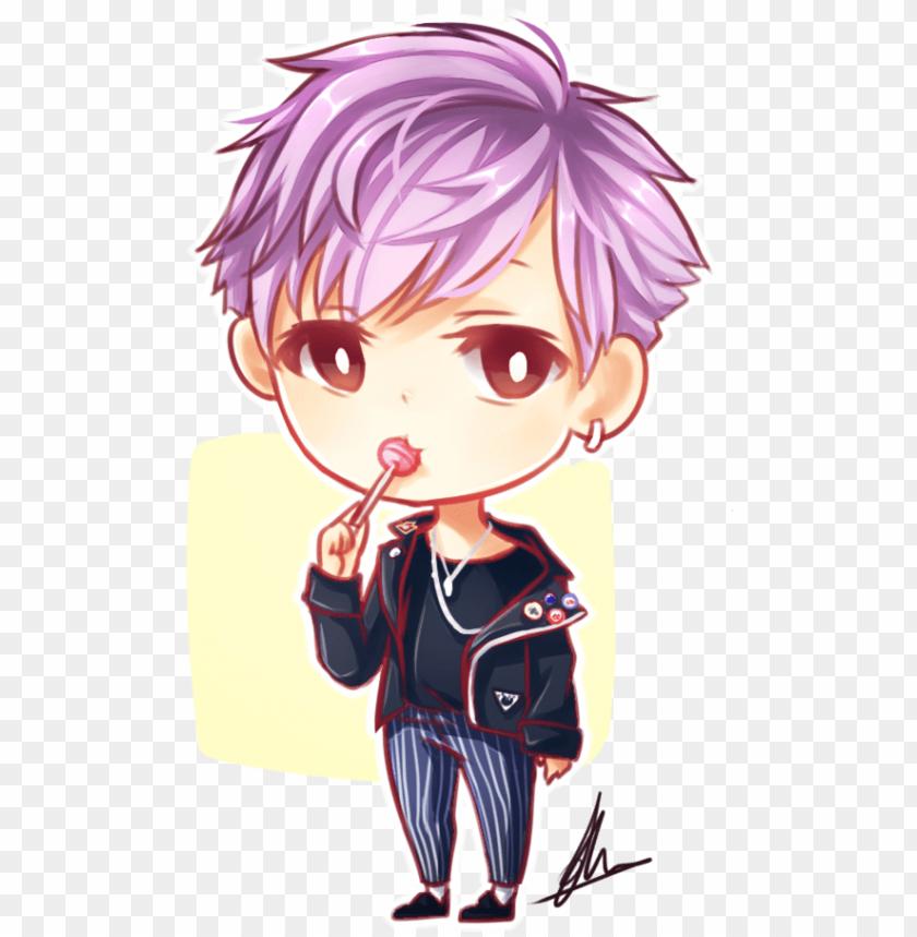 bts bangtanboys taehyung cute drawing kawaii library cute suga anime drawings