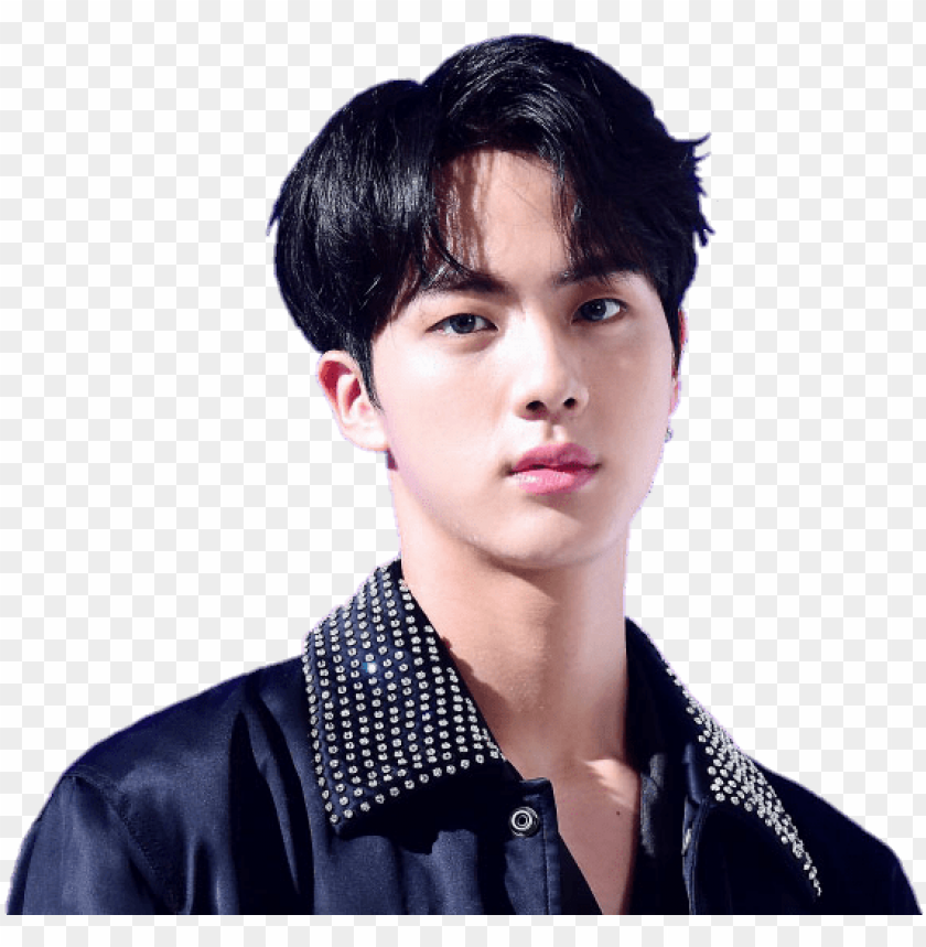 Bts Jin Seokjin Kimseokjin Png Bts Seokjin Kim Seokjin Hd Png Image With Transparent Background Toppng
