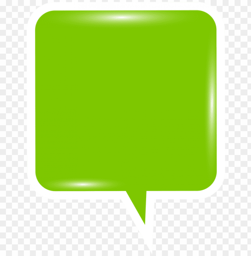 free PNG Download bubble speech green clipart png photo   PNG images transparent