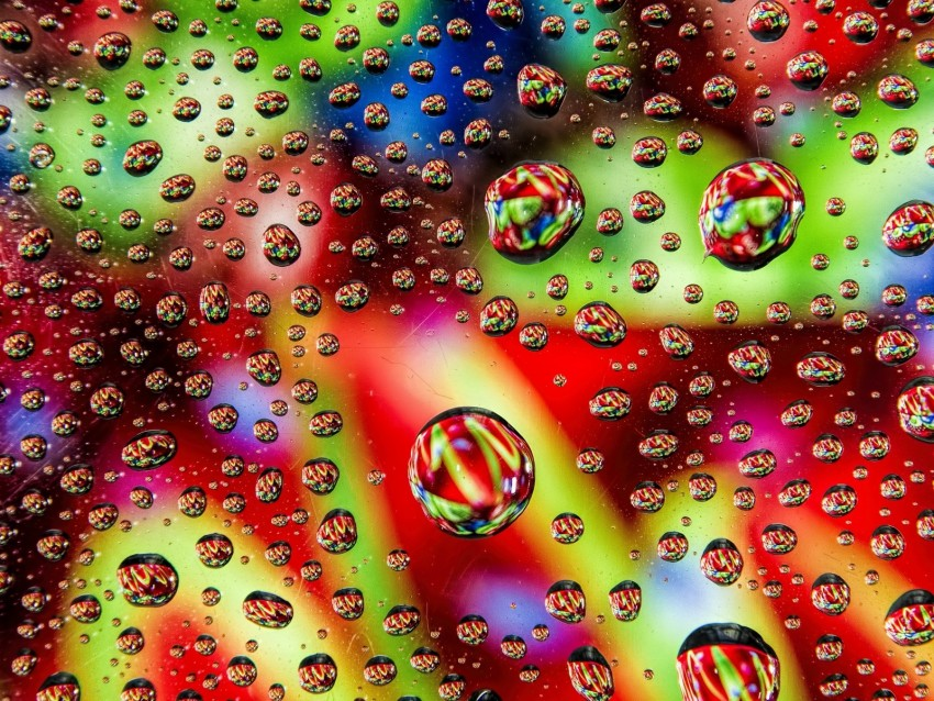 free PNG bubbles, drops, colorful, liquid, surface background PNG images transparent