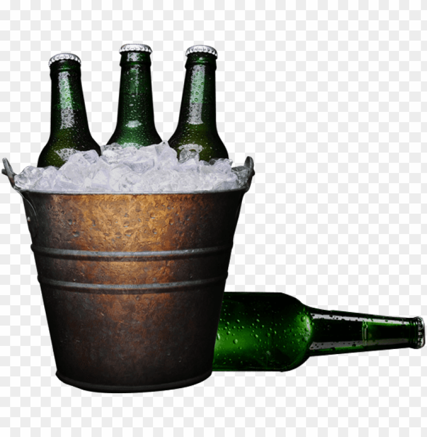 Bucket Drawing Beer Beer Bucket Png Image With Transparent