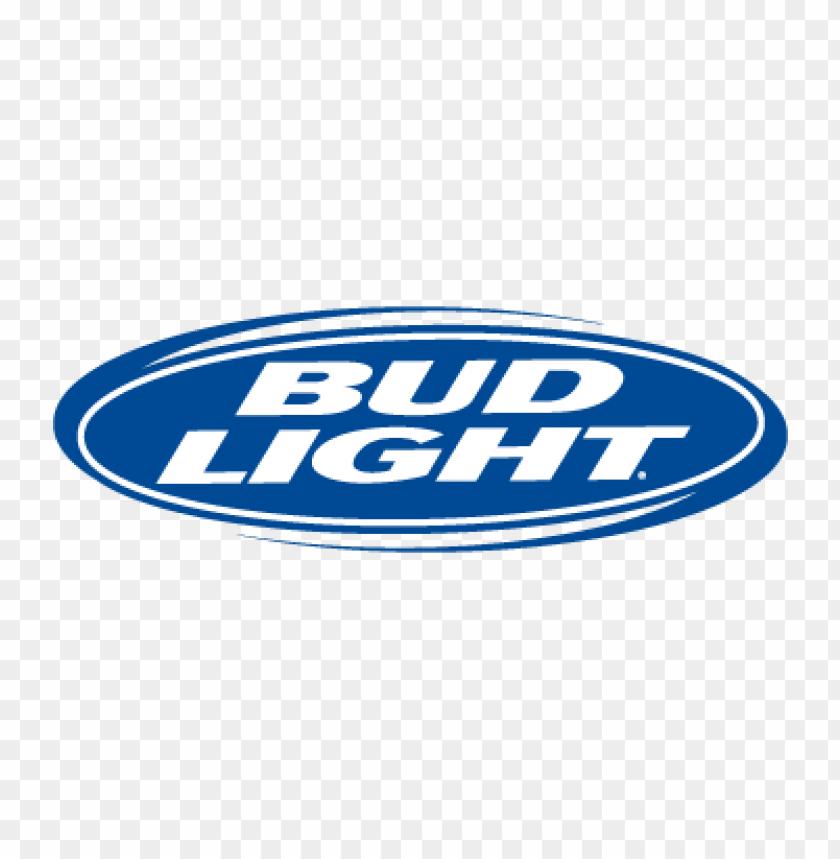 free PNG bud light (.eps) vector logo PNG images transparent