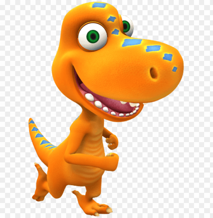 free PNG buddy - dinosaur from dinosaur trai PNG image with transparent background PNG images transparent
