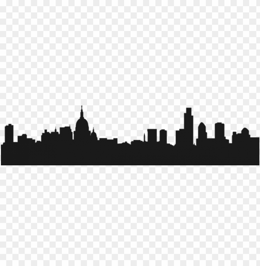 free PNG buildings silhouette png png - Free PNG Images PNG images transparent