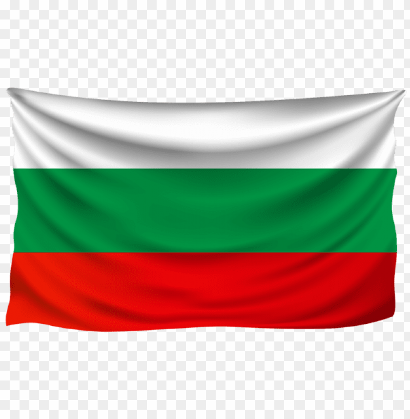 free PNG Download bulgaria wrinkled flag clipart png photo   PNG images transparent