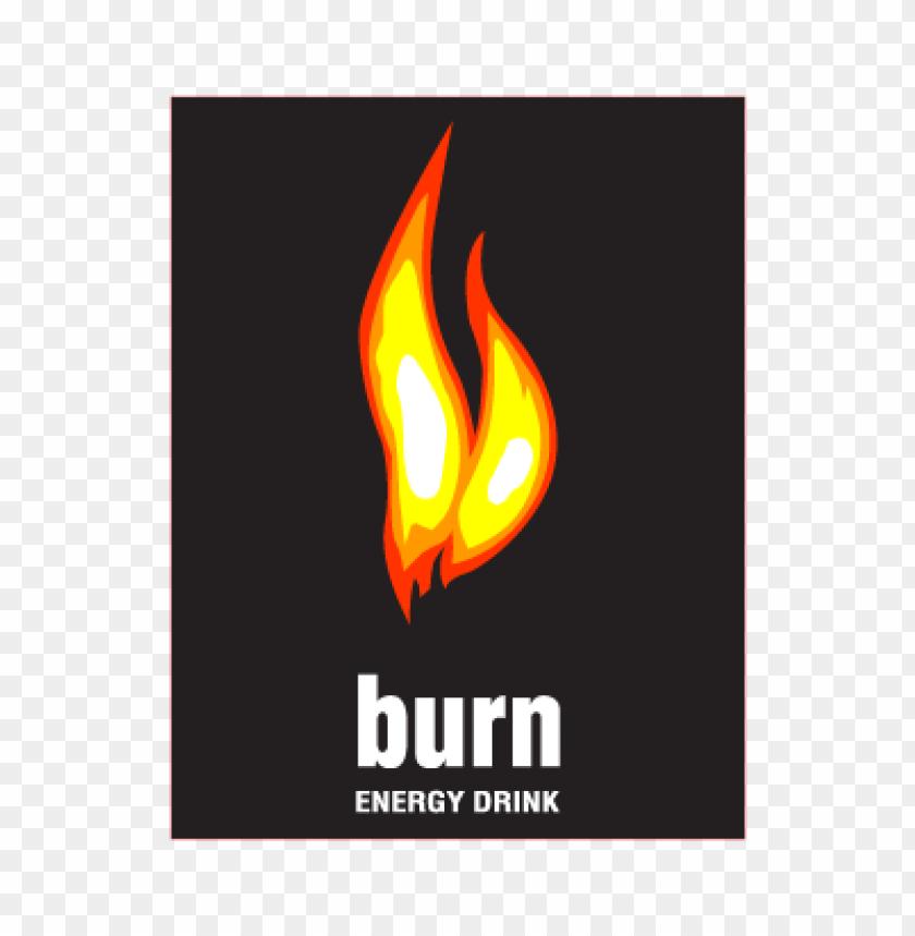 free PNG burn energy drink logo vector PNG images transparent