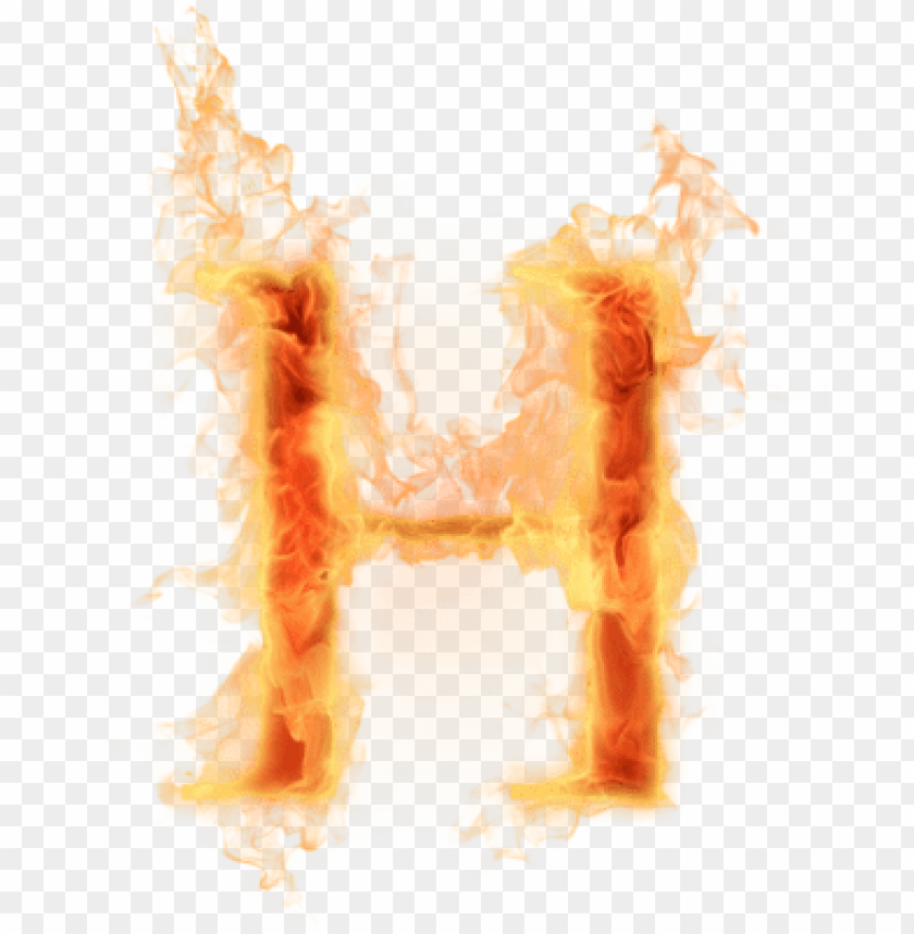 burning letter h cool letter fonts, cool lettering, - fire letter h PNG image with transparent background@toppng.com