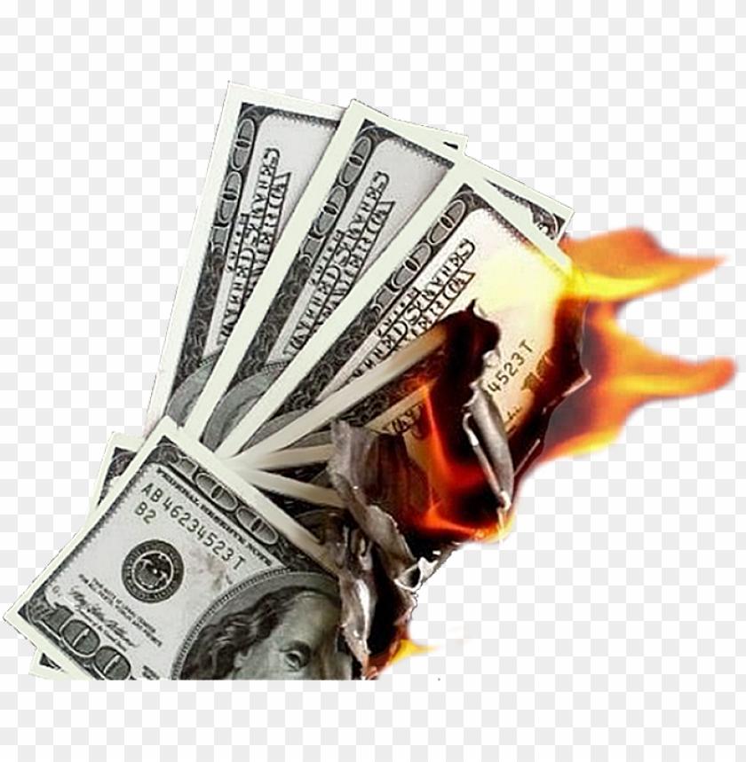 free PNG burning money png - burning money transparent background PNG image with transparent background PNG images transparent