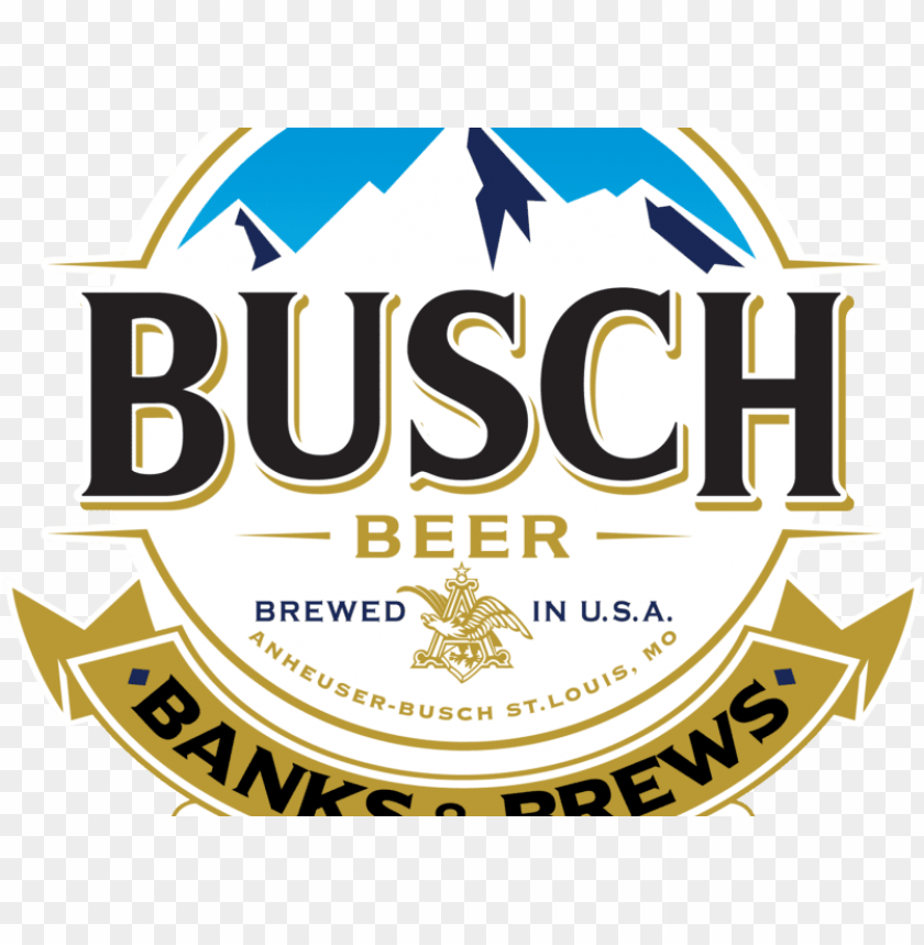 Busch Latte Logo PNG Image With
