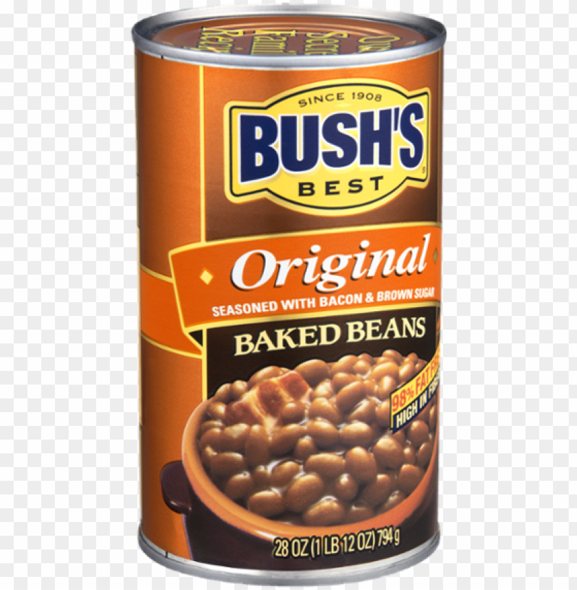 Bush S Baked Beans Png Image With Transparent Background Toppng