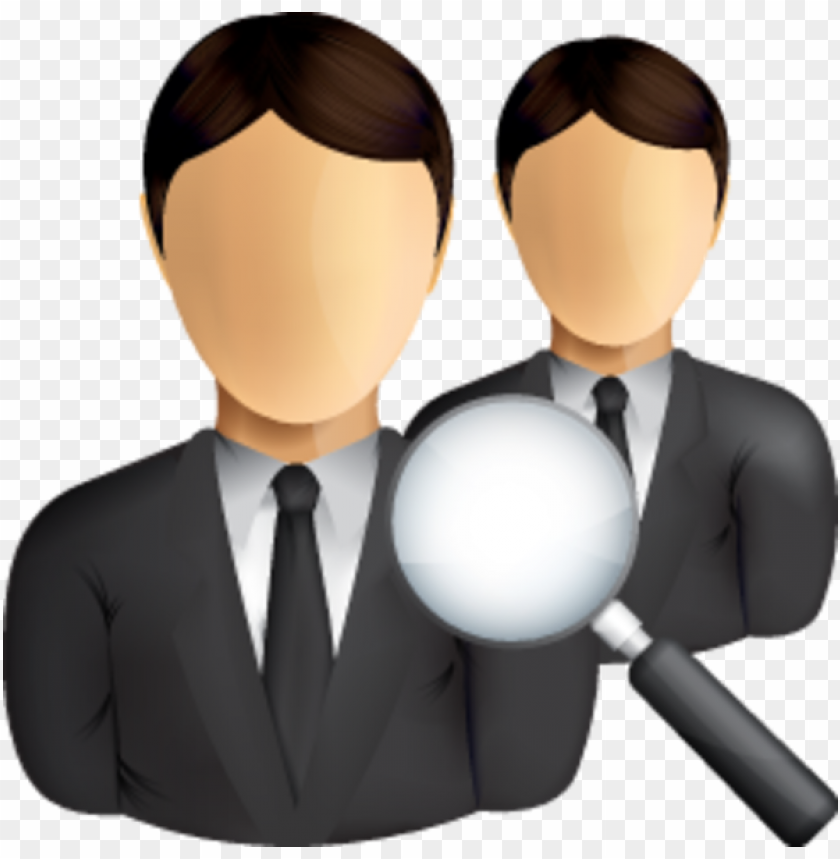 free PNG business users search 1 image - cartoon person no face PNG image with transparent background PNG images transparent