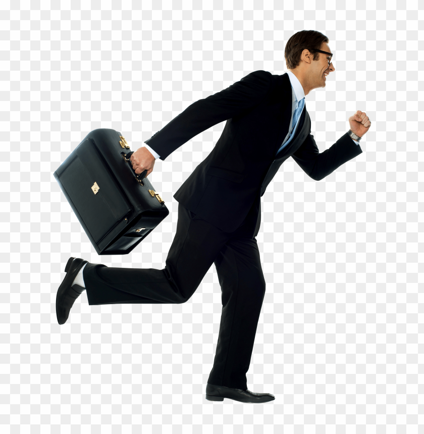 free PNG Download businessman with briefcase png images background PNG images transparent