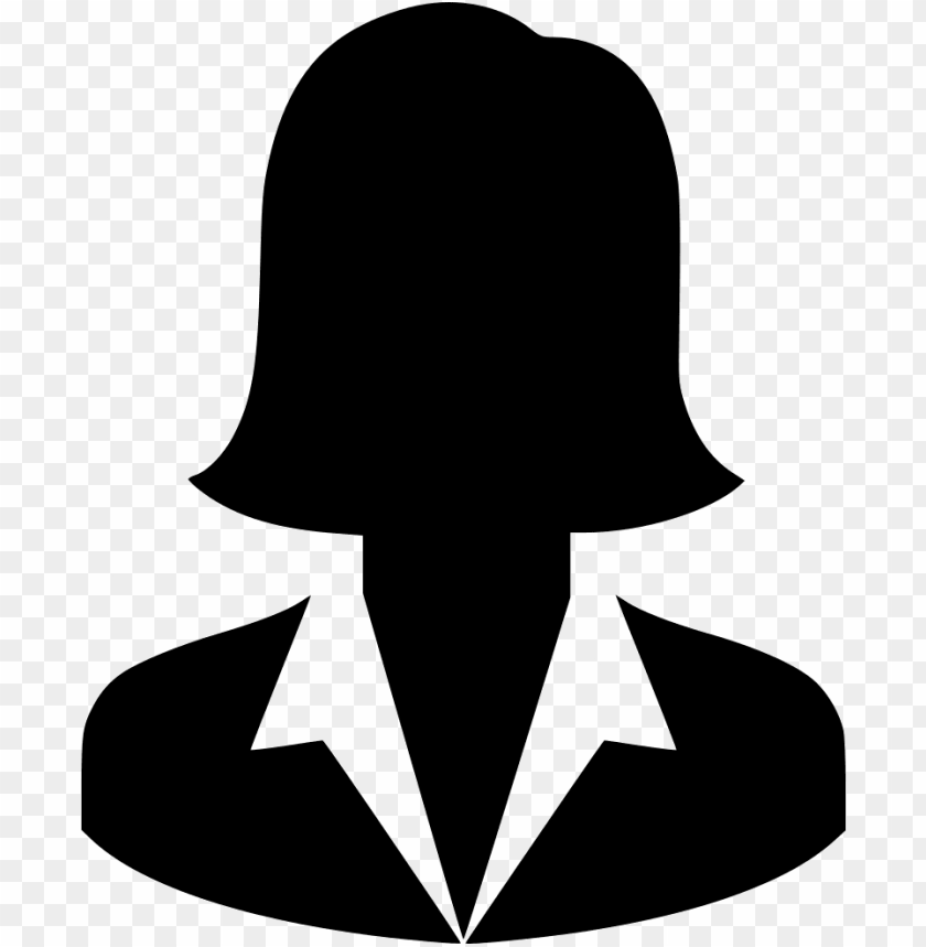 free PNG businesswoman - - blank profile picture female PNG image with transparent background PNG images transparent