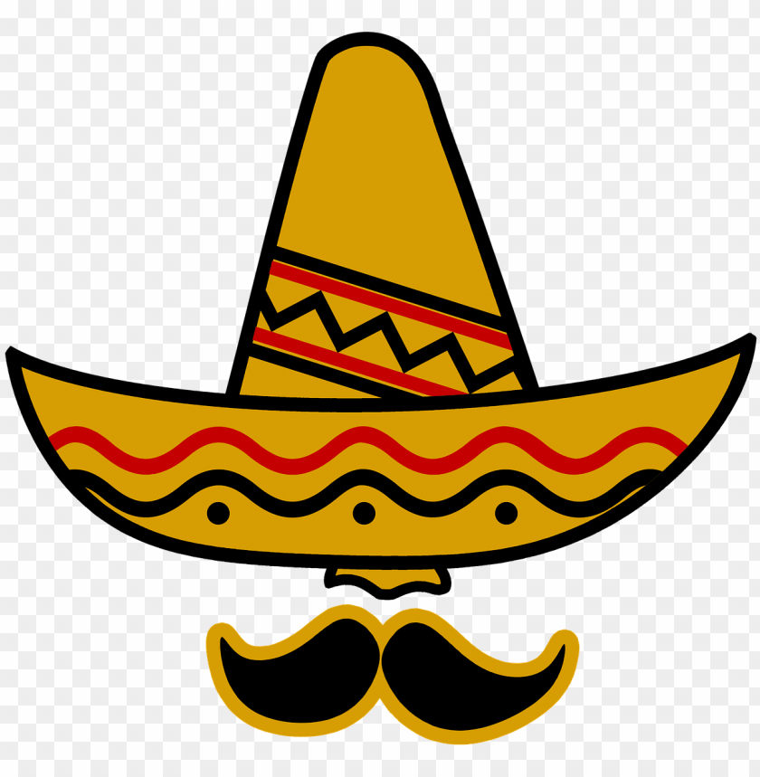 free PNG but please don't use this day as an excuse to get drunk - sombrero de charro dibujo PNG image with transparent background PNG images transparent