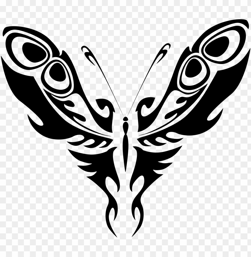 free PNG butterfly clip white feather - black butterfly clipart PNG image with transparent background PNG images transparent