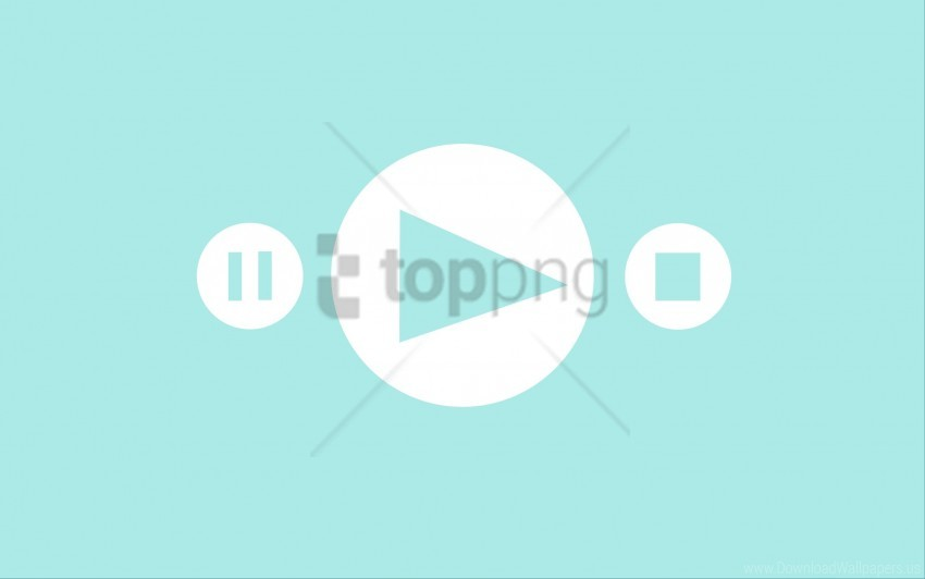 free PNG button, pause, play, player, stop wallpaper background best stock photos PNG images transparent