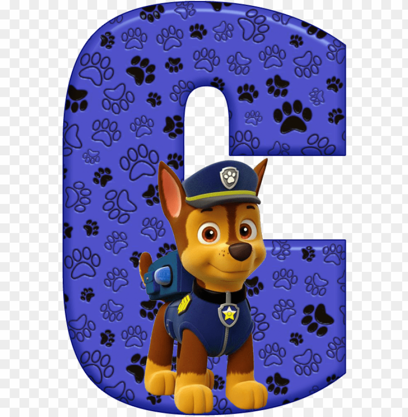 free PNG c de alfabeto decorativo learning activities Ⓒ - paw patrol letter c PNG image with transparent background PNG images transparent