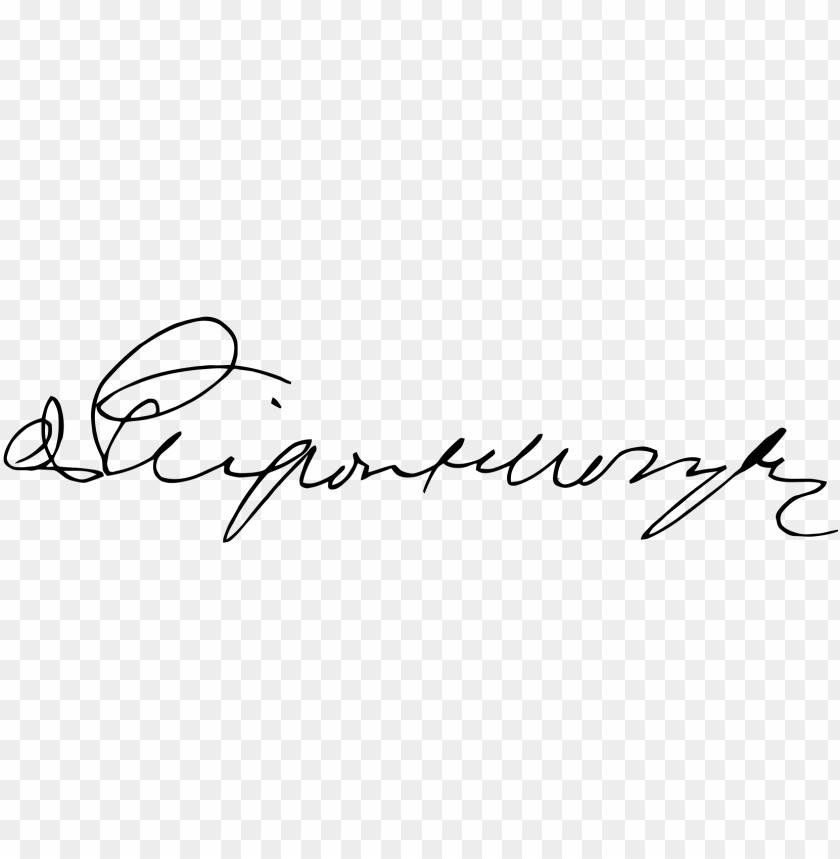 free PNG cab 1918 morgan john pierpont signature - john pierpont morgan firma PNG image with transparent background PNG images transparent