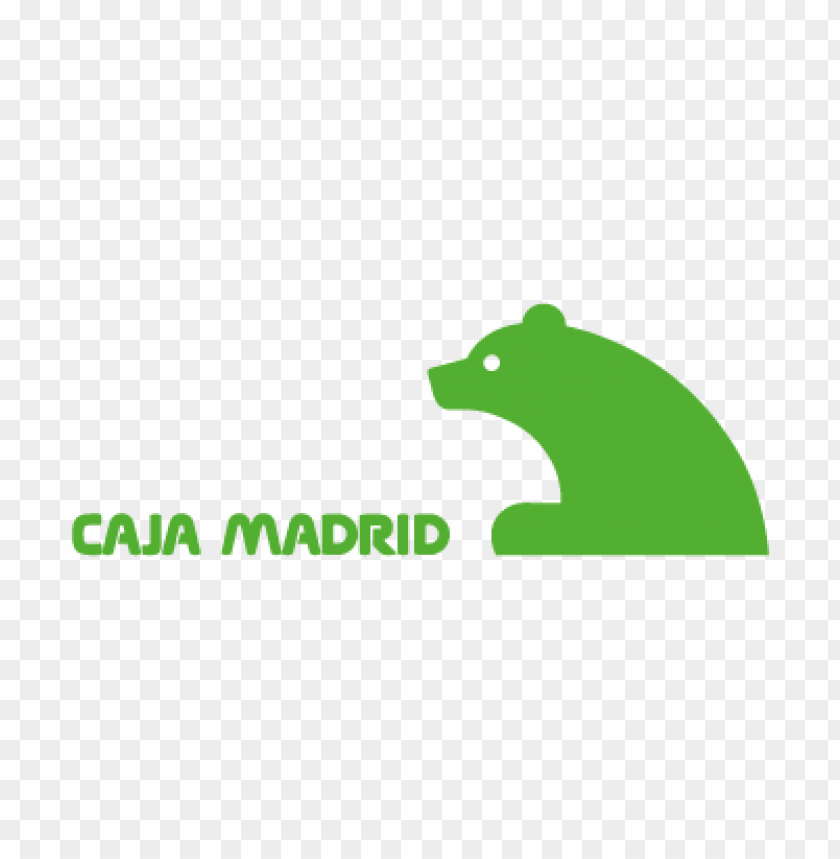 free PNG caja madrid vector logo PNG images transparent