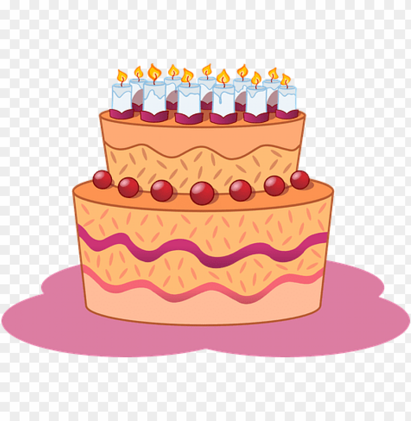 free PNG cake birthday dessert torte celebration pa - happy birthday karen gif PNG image with transparent background PNG images transparent