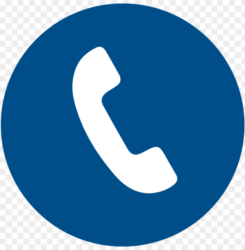 Call Linkedin Round Logo Png Image With Transparent