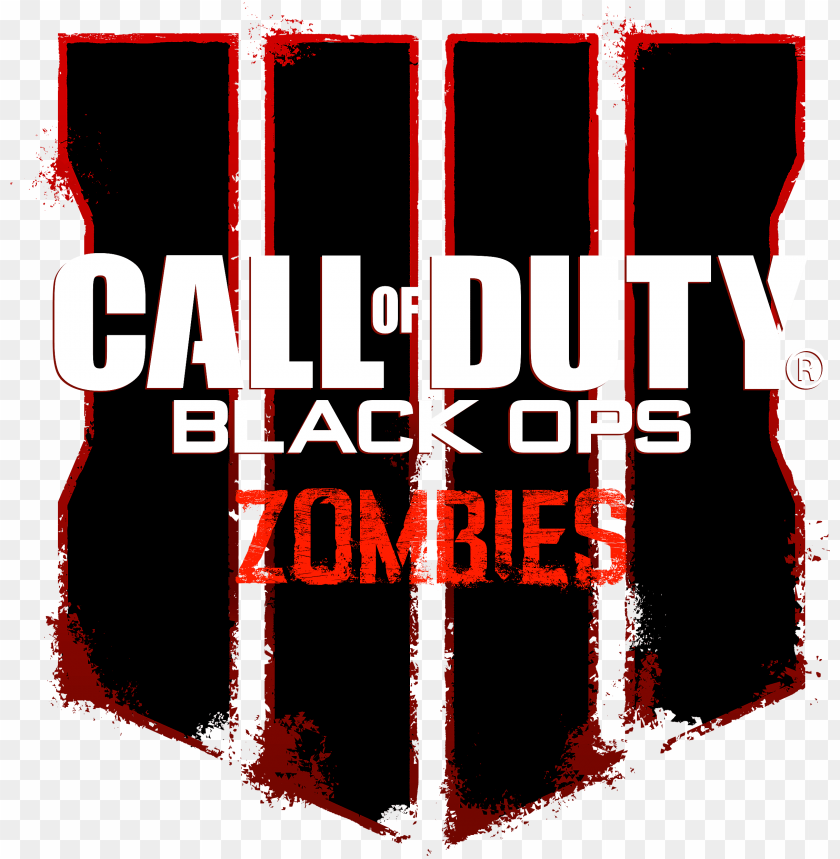 Call Of Duty Black Ops 4 Zombies Logo Call Of Duty Black Ops