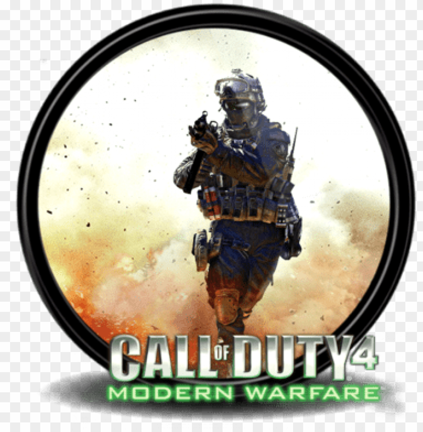 Call Of Duty Modern Warfare Remastered Trophy Guide Call Of Duty Modern Warfare 4 Icon Png Image With Transparent Background Toppng