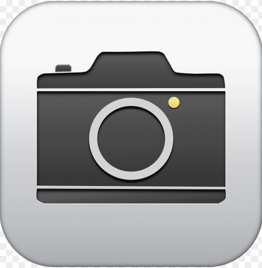 free PNG camera icon iphone - iphone 6 plus camera ico PNG image with transparent background PNG images transparent
