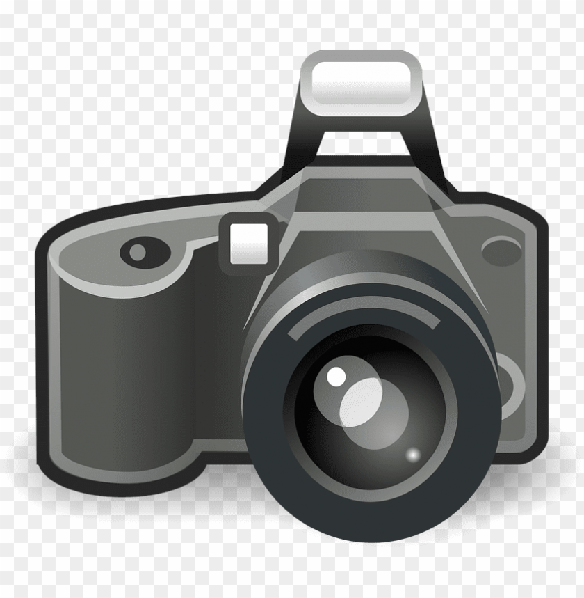 free PNG camera transparent clipart png black and white download - camera clipart no background PNG image with transparent background PNG images transparent
