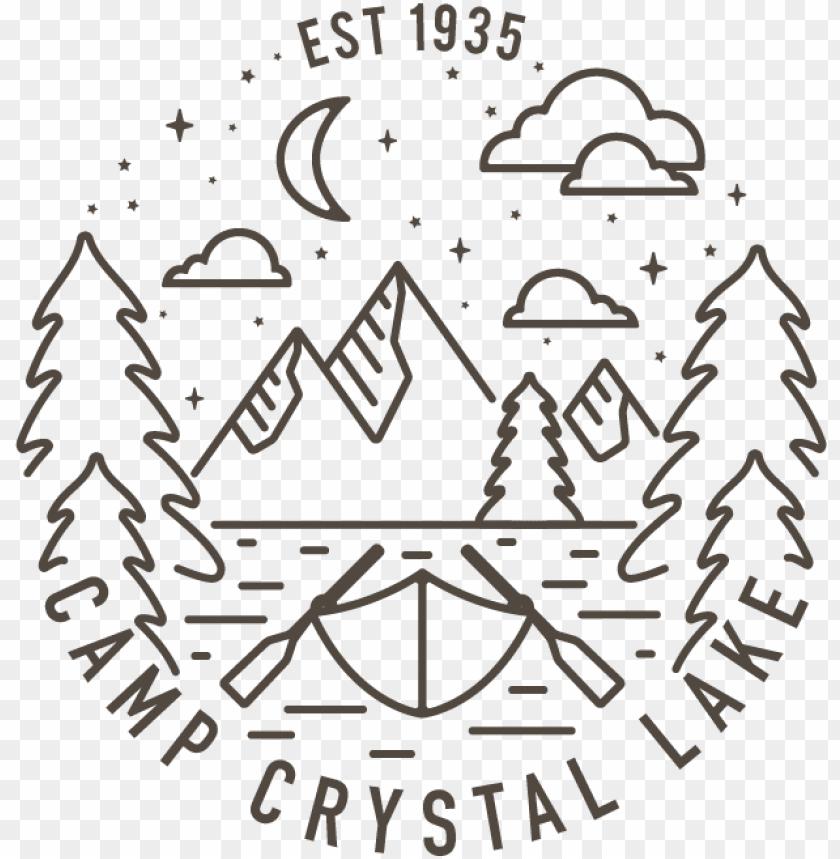 free PNG camp crystal lake - camp crystal lake sv PNG image with transparent background PNG images transparent